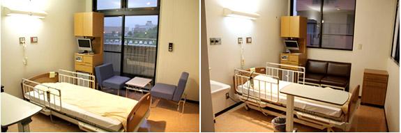 5. 病室について