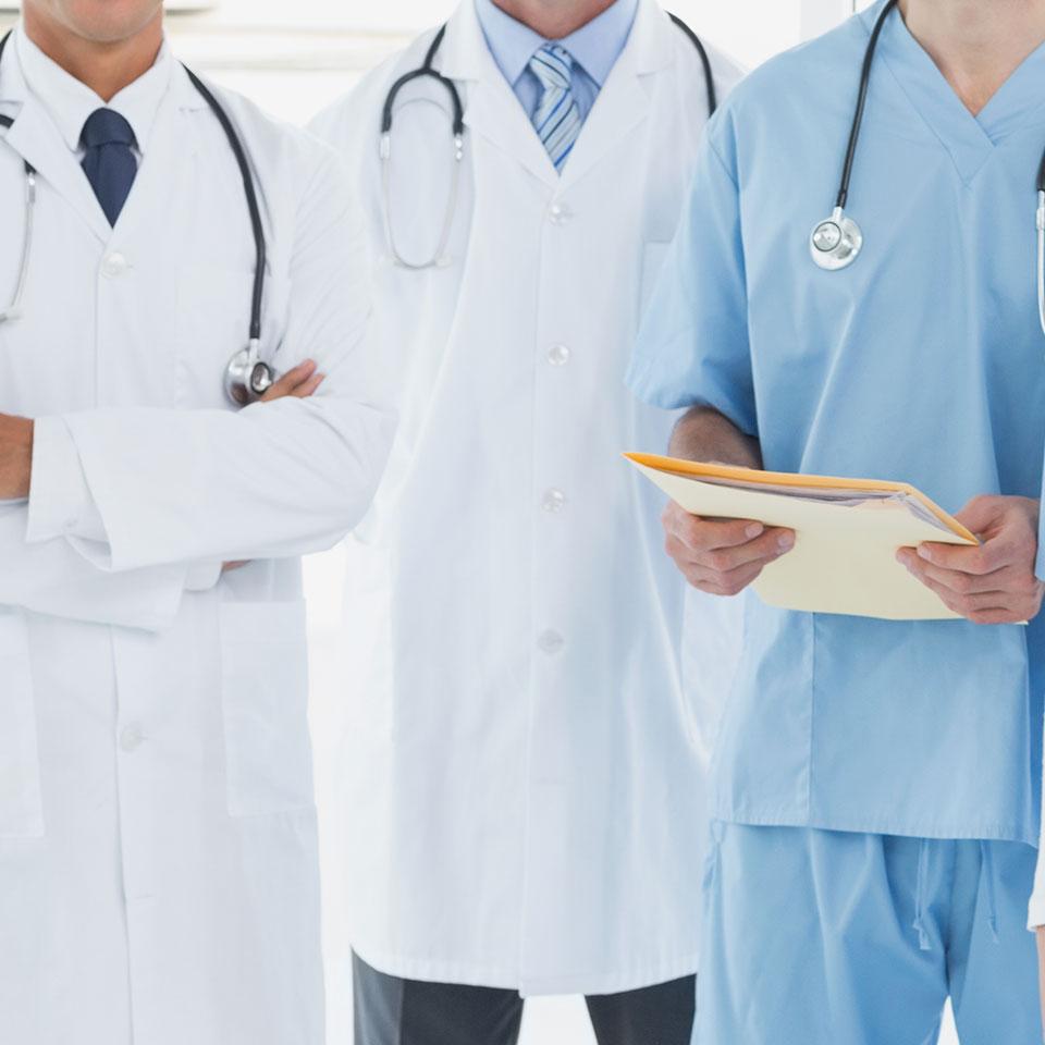 消化器疾患の専門チームによる最善の治療法を検討